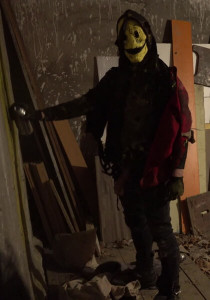 HorrorPorn.com: Masked Psycho